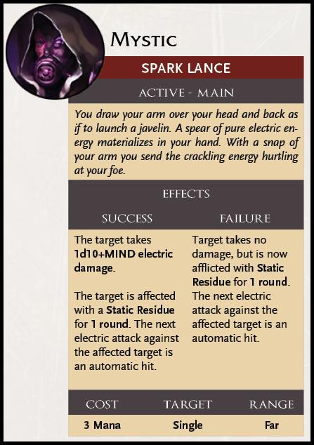 Spark Lance